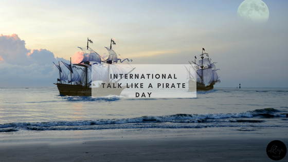 international talk like a pirate day header