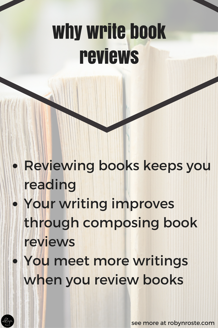 how to write a book reviews The writing center book reviews what this handout is about this handout will help you write a book review, a report or essay that offers a critical.