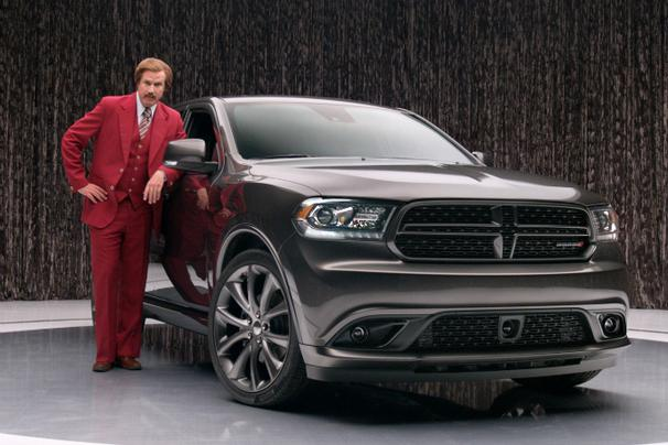 Will Ferrell Dodge Durango