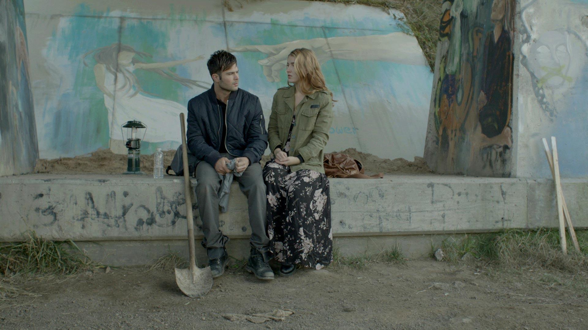Chloe and Josh Wildflower