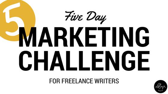 5-day marketing challenge