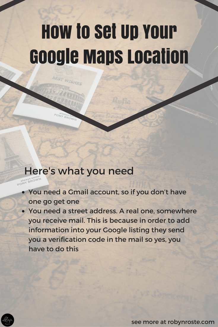 Google yourself.  Are you happy with what you see? Are you surprised? Are you wondering if there's a way to add that cool map thingy to the results? Then you're in the right place. Today we'll set up your Google Maps location and start taking back control of your Google search results.