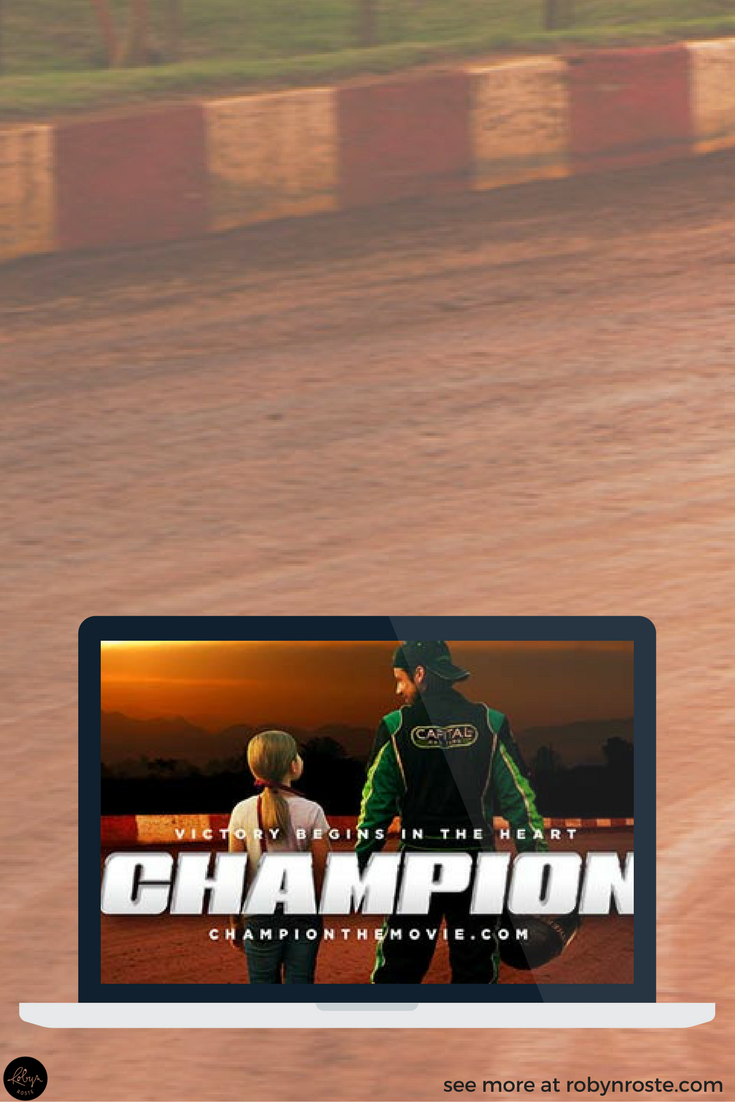 In the supercharged world of dirt track racing, a single mistake causes the lives of two men to change forever. One must fight for his family, the other must fight to forgive.