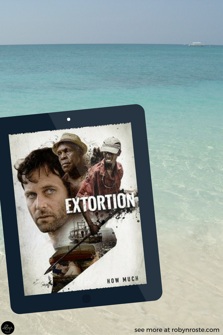 It's the worst-case scenario. You're on holiday and you become stranded on a deserted island. Just when you're desperate a rescuer comes. But then the person you think will save you ends up holding your family for ransom. This is what happens in Extortion.  What would you do?