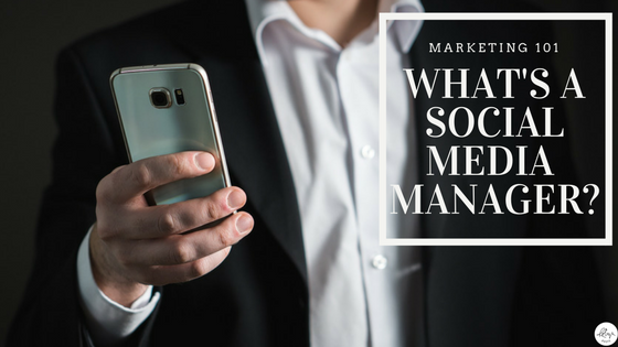 What's a Social Media Manager?