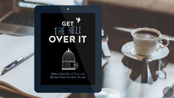 Get the Hell Over It by Sarah Beth Moore [book review]