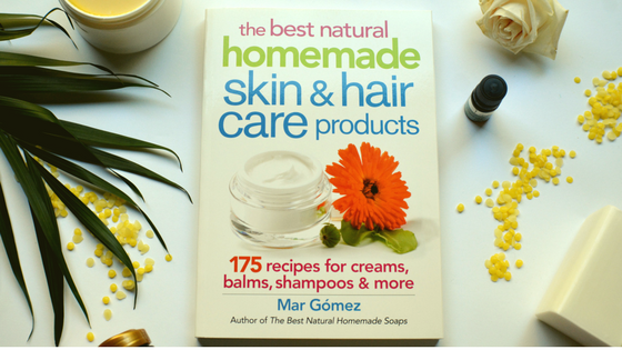 The best natural homemade skin and hair care products