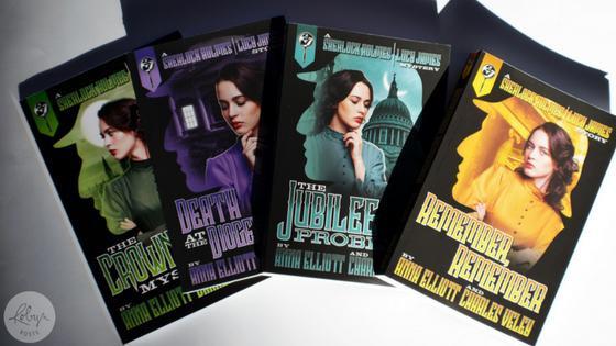 The Sherlock Holmes and Lucy James Mystery Series