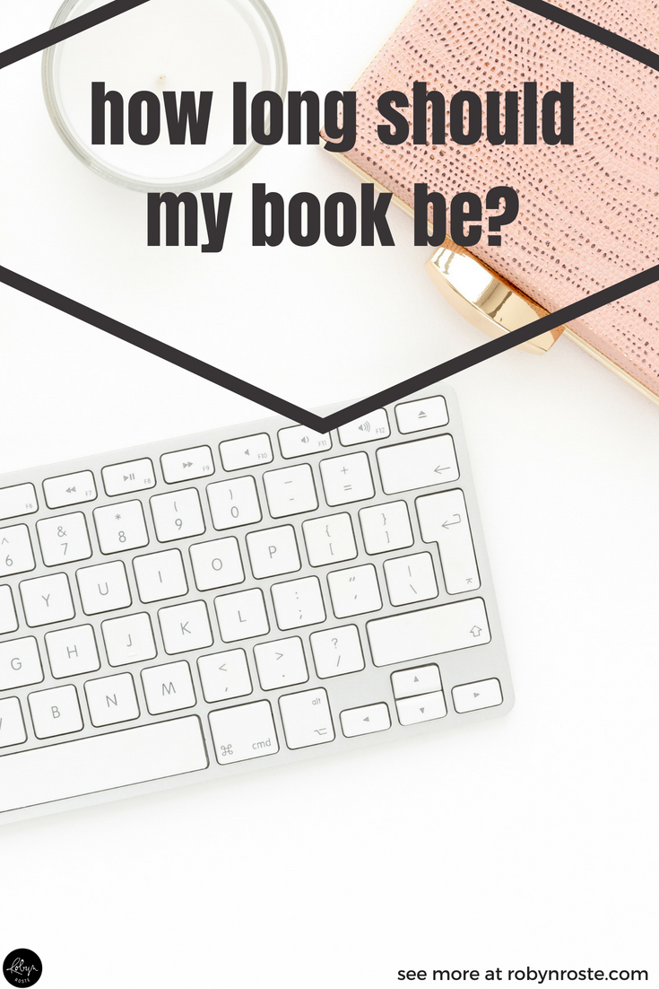 Have you ever asked <em>how long should my book be?</em> Did you know what a great question it is? GREAT question! Many debut authors dive into their manuscript with wild abandon and with little thought to structure, plot or word count.