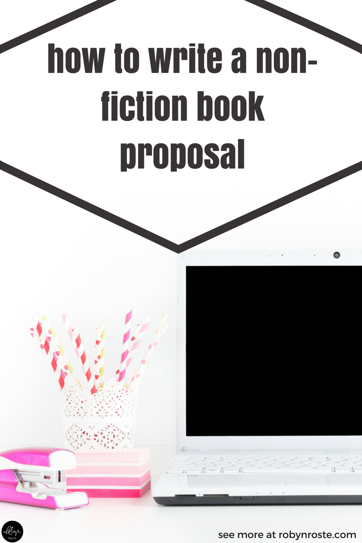 how to write a book proposal ehow