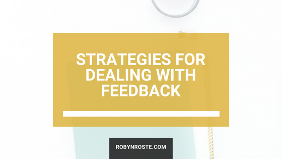 Feedback vs Criticism Dealing With Negative Comments