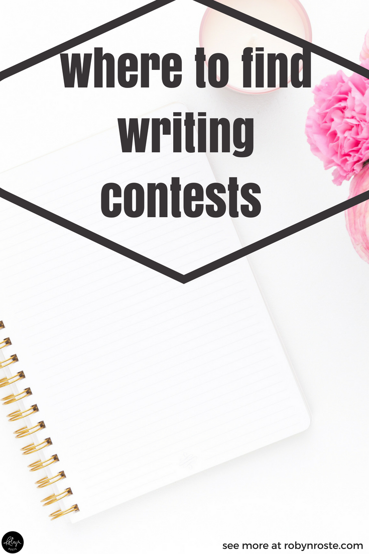 "While you may not feel like you have time to be dallying around entering writing contests there are some good reasons to do so, aside from money and publication. First, if it's the right contest, it can give you exposure to your future agent, editor or publisher. Second, writing to deadline and according to a set of guidelines keeps you sharp. Third, if you win you can say ""award-winning writer"" on stuff. I mean, isn't that worth the entry fee alone?"